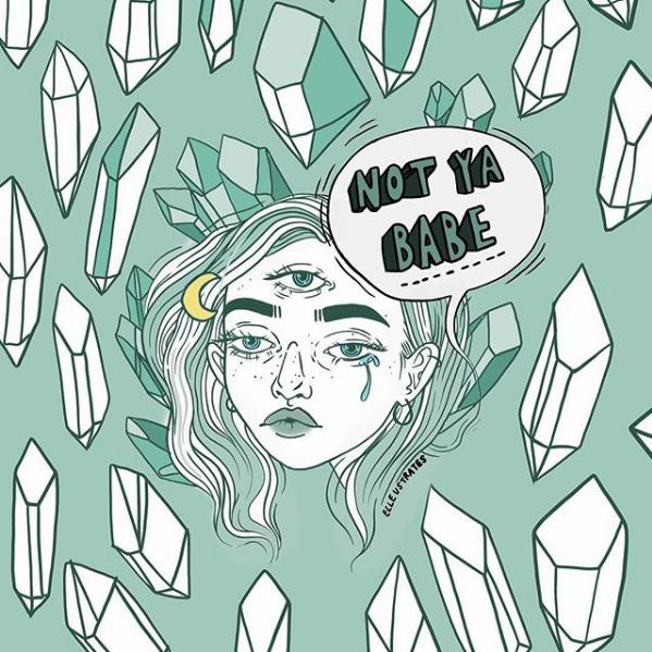 Illustration by @Elleustrates